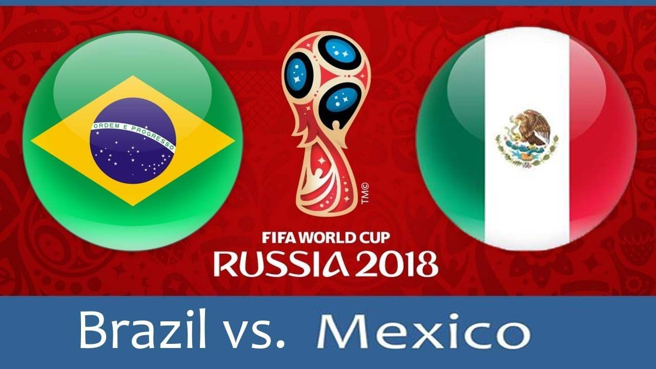 Бразилия срещу Мексико