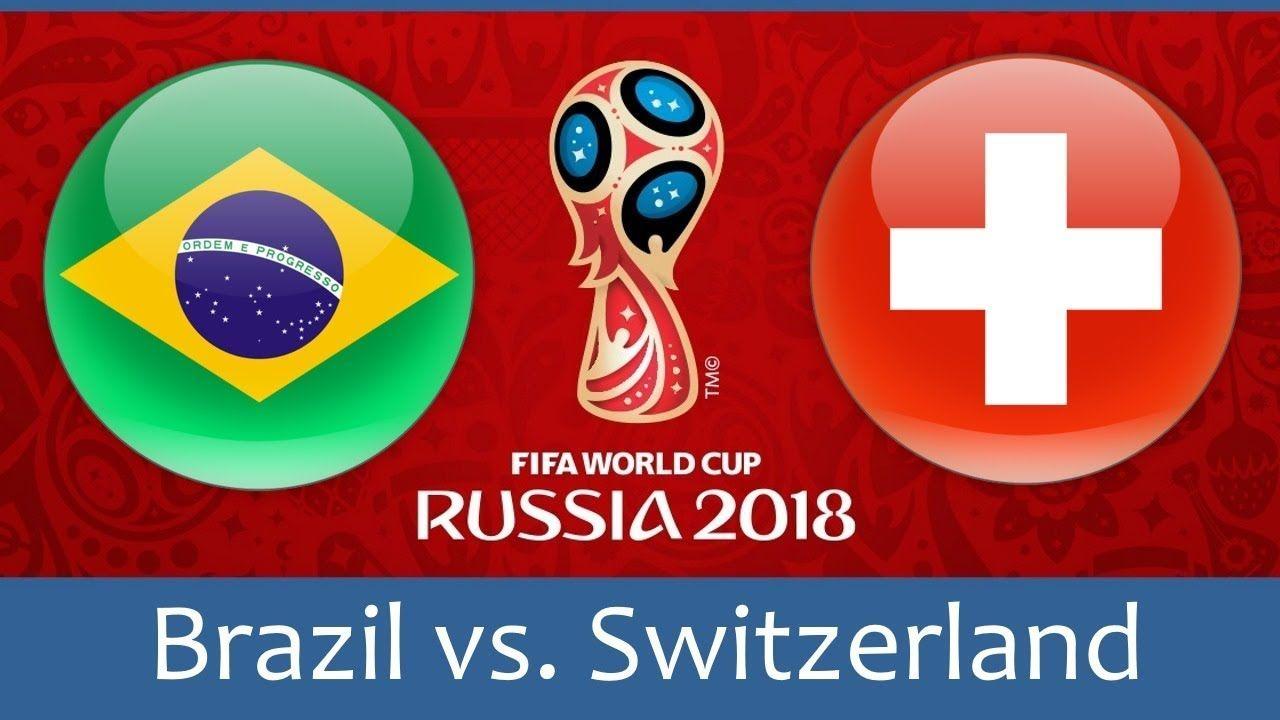 Бразилия срещу Швейцария