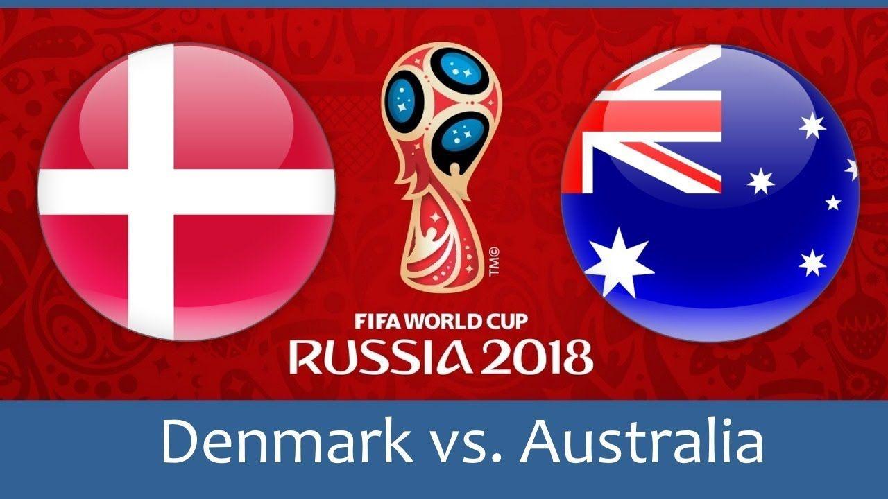 Дания срещу Австралия