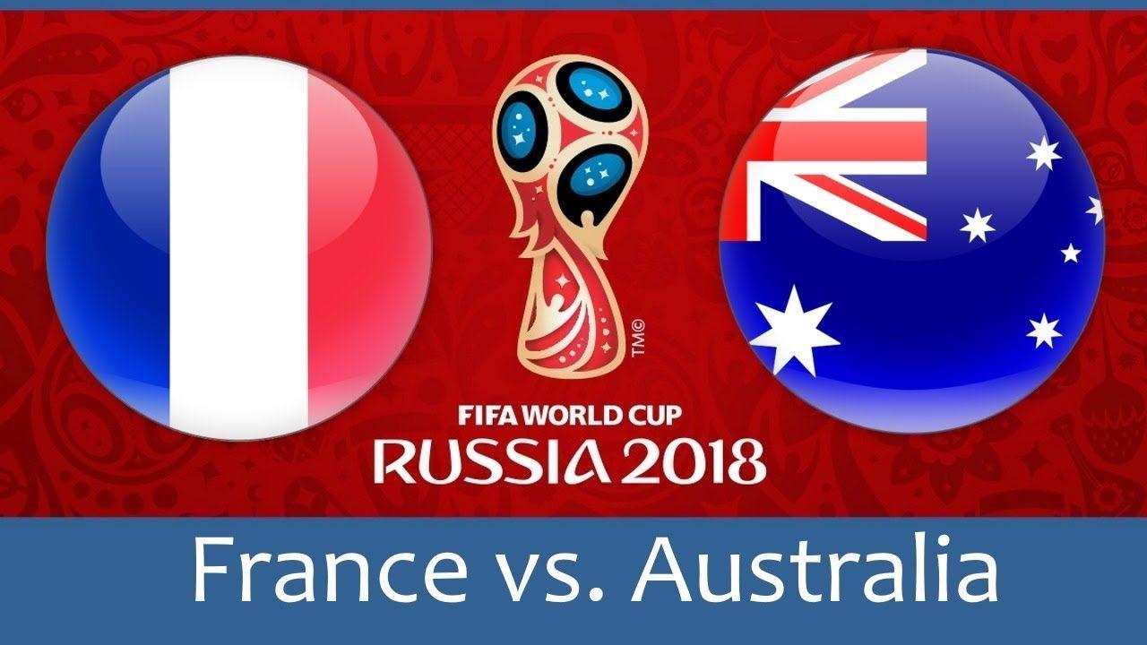 Франция срещу Австралия