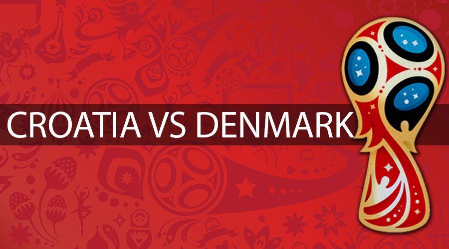 Хърватия срещу Дания