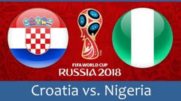 Хърватия срещу Нигерия