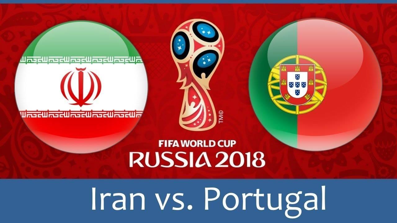 Иран срещу Португалия