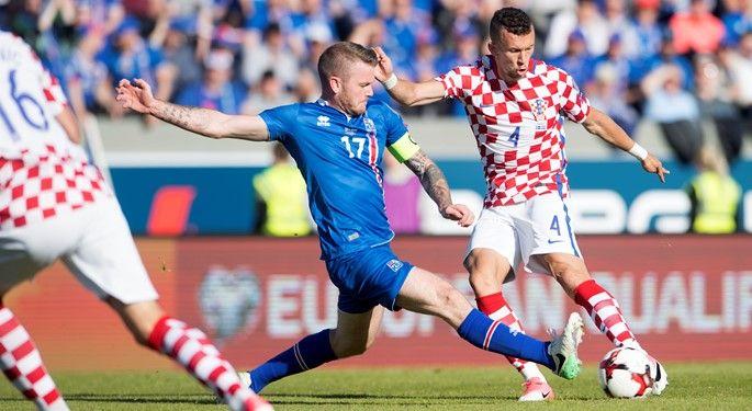 Исландия срещу Хърватия