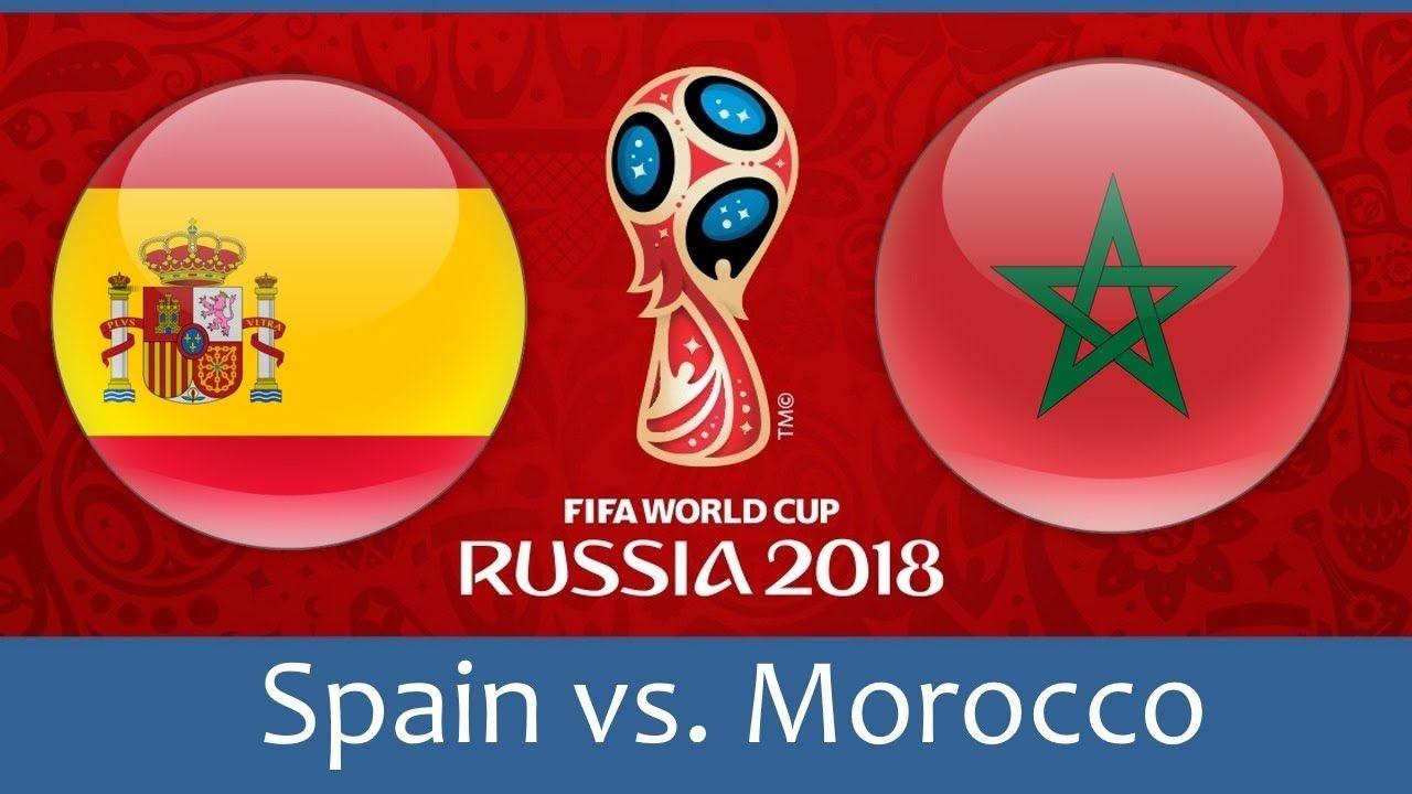 Испания срещу Мароко