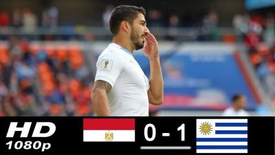 Мондиал 2018: Анализ за слабото представяне на Уругвай при победата над Египет