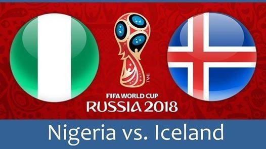 Нигерия срещу Исландия