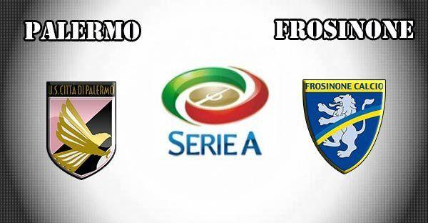 Палермо срещу Фрозиноне