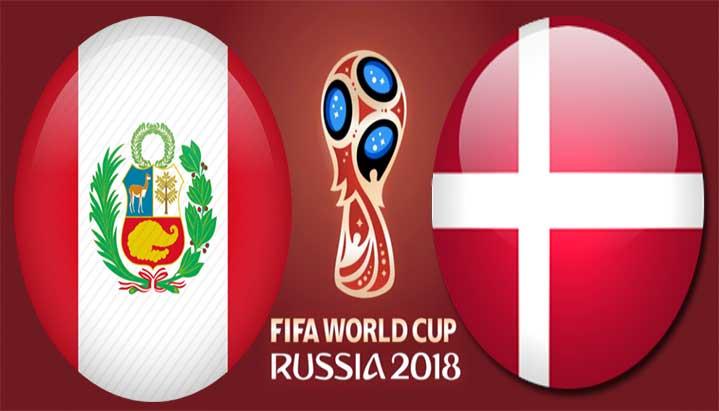 Перу срещу Дания