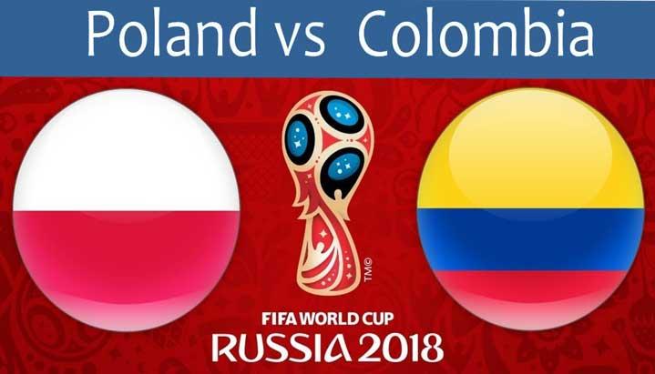 Полша срещу Колумбия