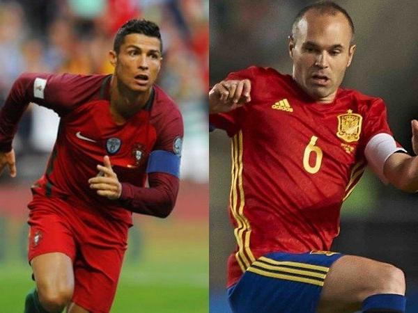 Португалия срещу Испания