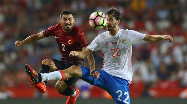 Русия срещу Турция