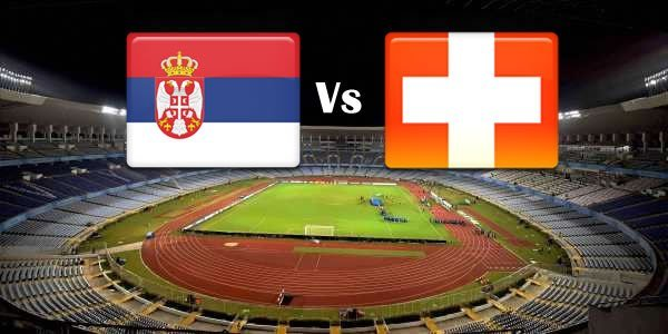 Сърбия срещу Швейцария