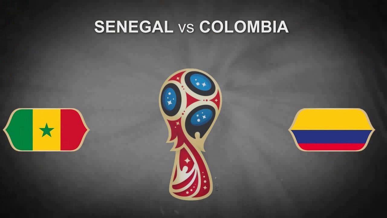 Сенегал срещу Колумбия