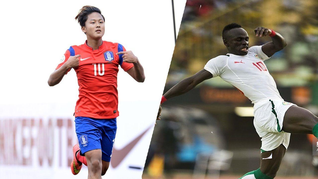 Сенегал срещу Южна Корея