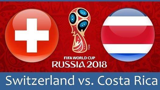 Швейцария срещу Коста Рика