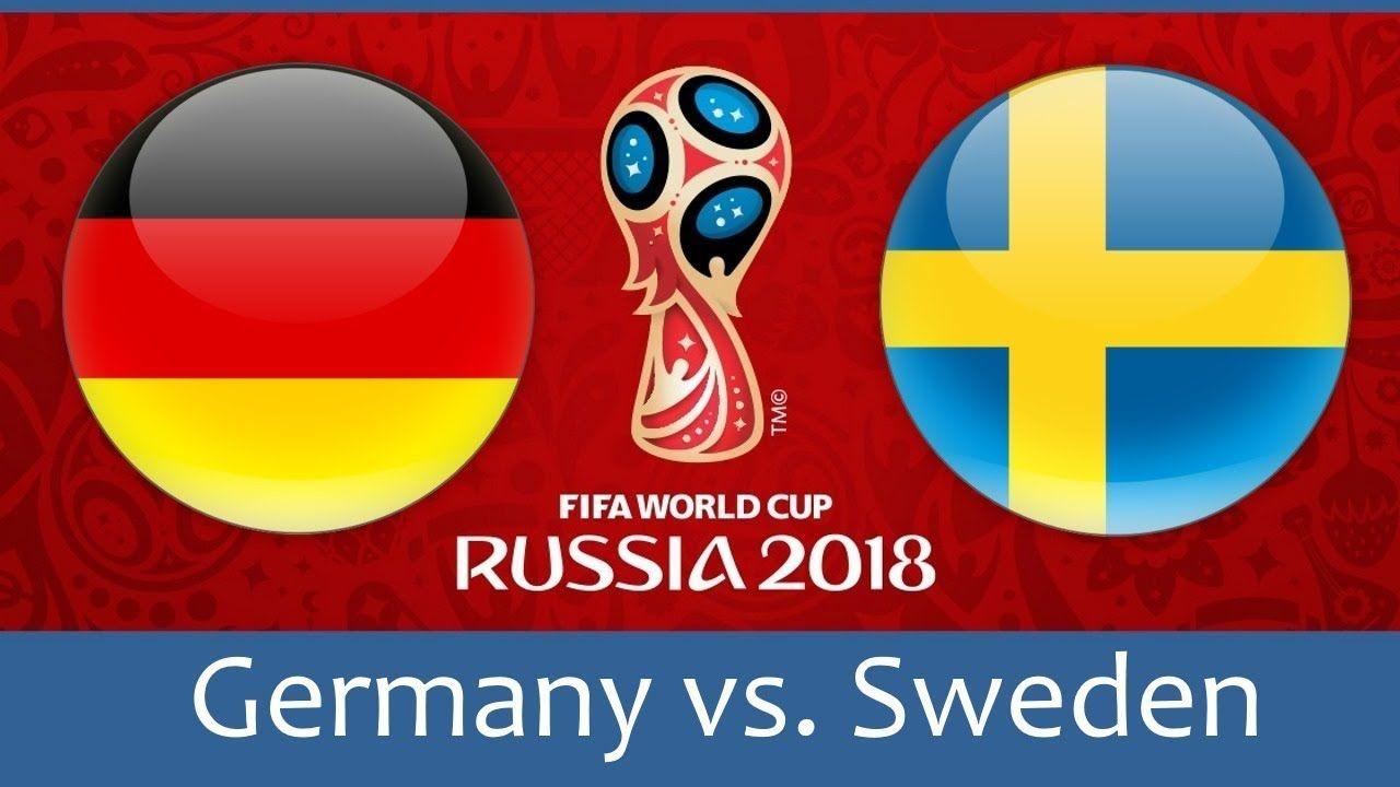 Германия срещу Швеция