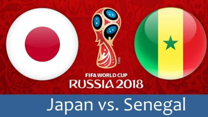 Япония срещу Сенегал
