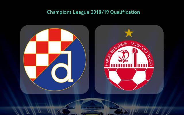 Динамо Загреб срещу Апоел Беер Шева