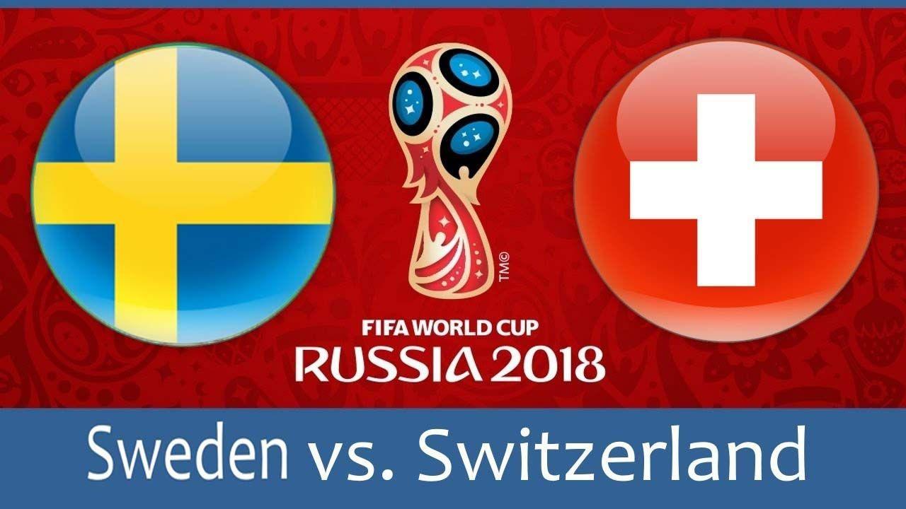 Швеция срещу Швейцария