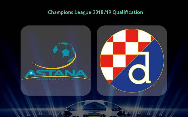 Астана срещу Динамо Загреб
