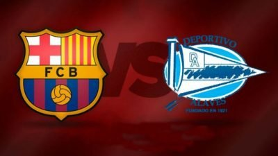 Барселона срещу Алавес
