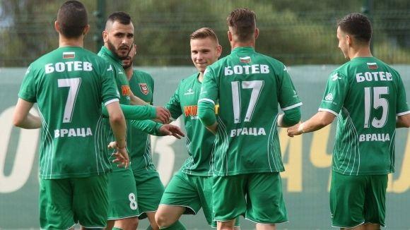 Ботев Враца срещу Левски