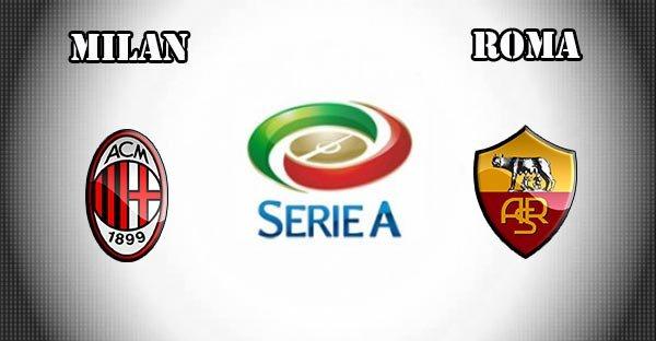Милан срещу Рома