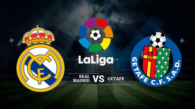 Реал Мадрид срещу Хетафе