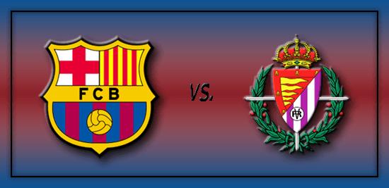Валядолид срещу Барселона