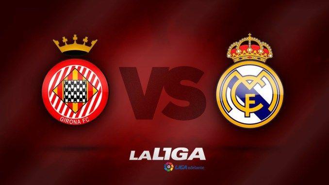 Жирона срещу Реал Мадрид