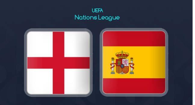 Англия срещу Испания