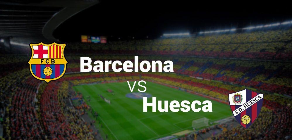 Барселона срещу Уеска