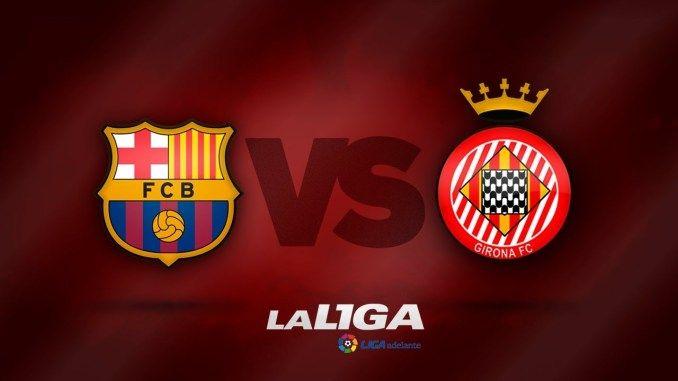 Барселона срещу Жирона