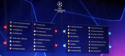 Големите фаворити в Шампионска лига през сезон 2018/19