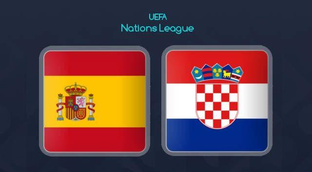 Испания срещу Хърватия