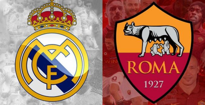 Реал Мадрид срещу Рома