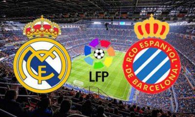Реал Мадрид срещу Еспаньол