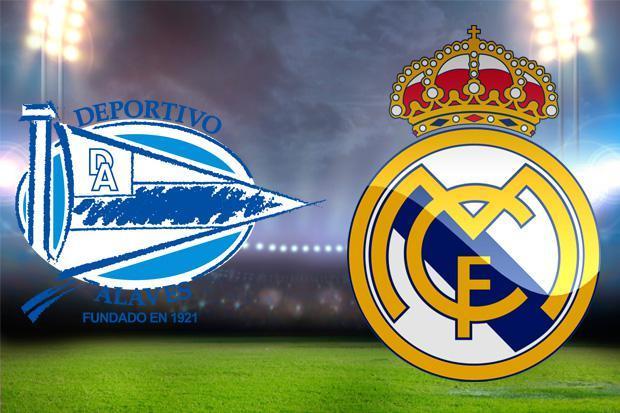 Алавес срещу Реал Мадрид