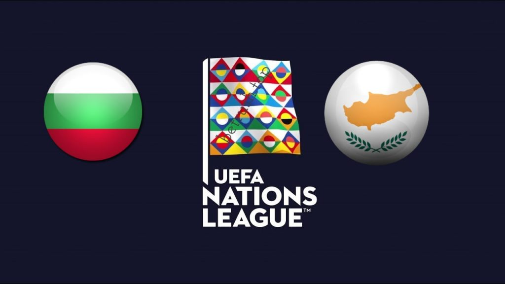 България срещу Кипър