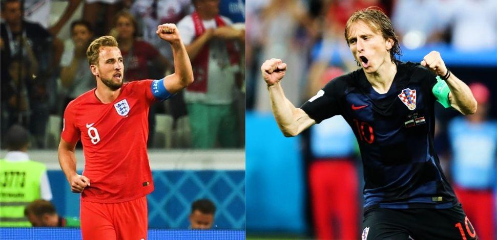 Хърватия срещу Англия