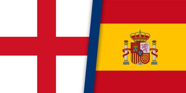 Испания срещу Англия