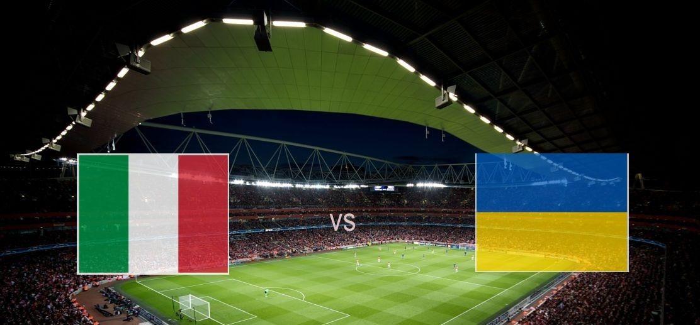Италия срещу Украйна