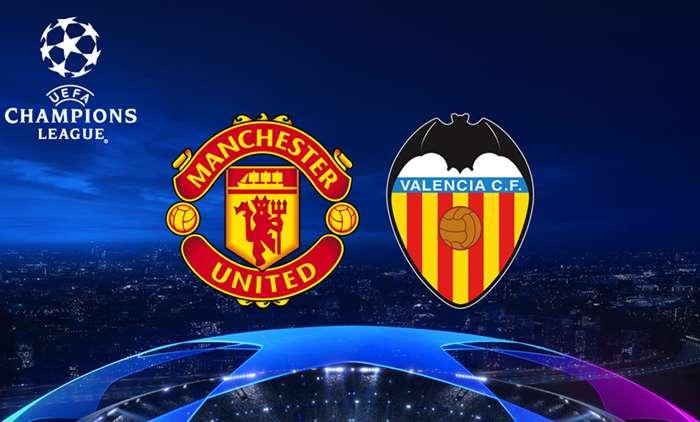 Манчестър Юнайтед срещу Валенсия