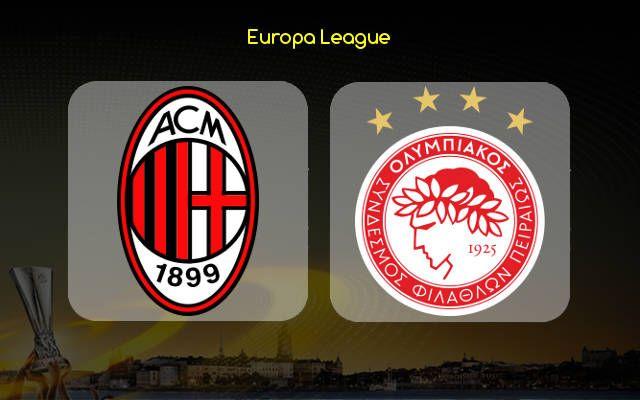 Милан срещу Олимпиакос