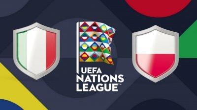Полша срещу Италия