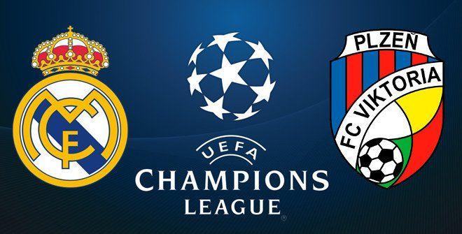 Реал Мадрид срещу Виктория Пилзен