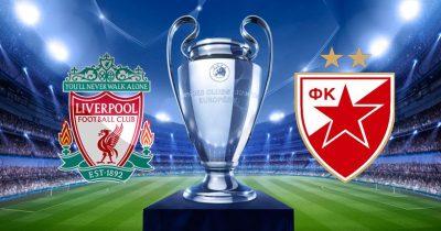 Спечелете много повече при успех на Ливърпул срещу Звезда в Betfair