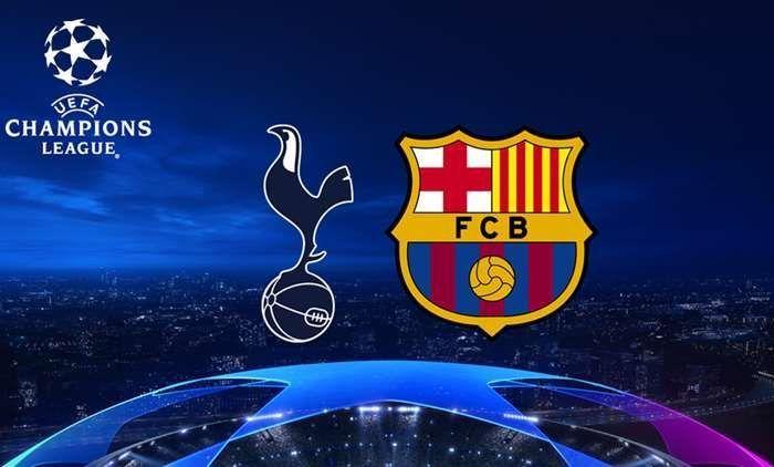 Тотнъм срещу Барселона