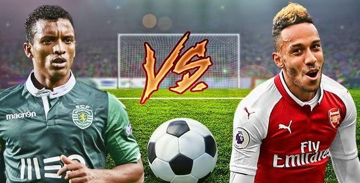 Арсенал срещу Спортинг Лисабон